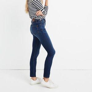 MADEWELL | High Rise Skinny Jeans
